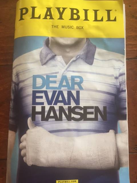 A Fan Letter to Dear Evan Hansen